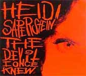 Heidi Saperstein - The Devil I Once Knew (front cover)